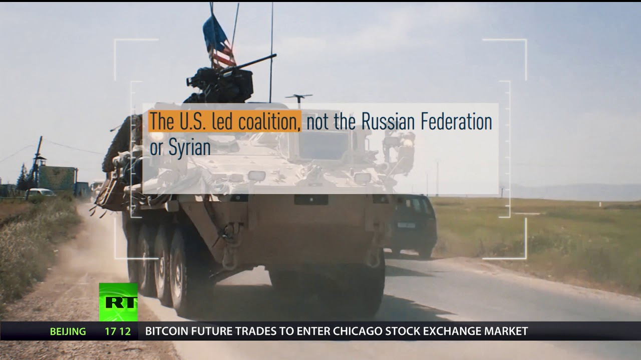 US only force to make 'meaningful progress' against IS – Coalition responds to Russian Syria claims