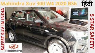 Xuv 300 W4 base model