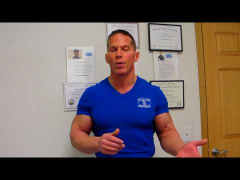 Fat loss Lifestyle's Darin Steen Explains Benefits of Interval Cardio for Fitness & Longevity