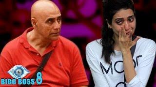 Bigg Boss 8 contestant Puneet Issars daughter INSULTS Karishma Tanna