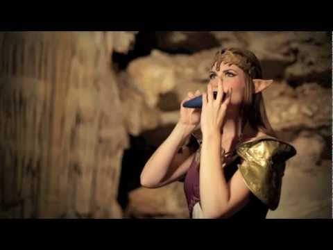 Legend of Zelda Medley on STL Ocarina - Lena Leclaire