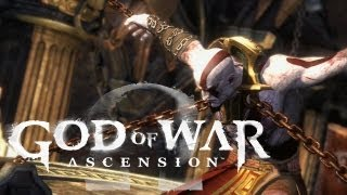 DEMO: God of War: Ascension (Pt-Br) - PS3 - CJBr