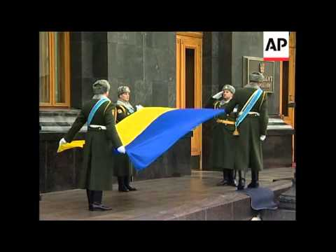 Viktor Yanukovych inaugurated as Ukraine president, official parade