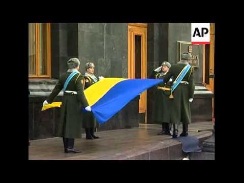 Viktor Yanukovych inaugurated as Ukraine president, official parade