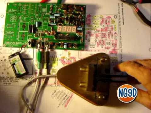 PFR-3 TRANSMITTER FINISHED & TESTED KIT