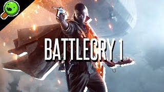 Battlecry 1 【Playing Battlefield 1 with only voice commands】