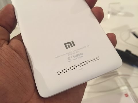 Xiaomi Mi 4i India Hands on Review. Features. Camera. Price. Specs Overview HD