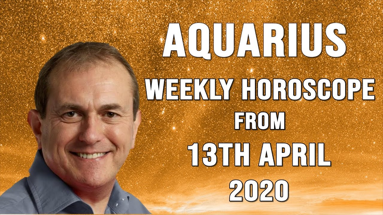 Weekly Horoscopes from 13th April 2020