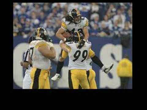 Troy Polamalu Video
