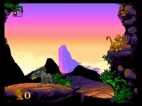 Lion King, The - Lion King, The (GEN) - Vizzed.com Play - User video
