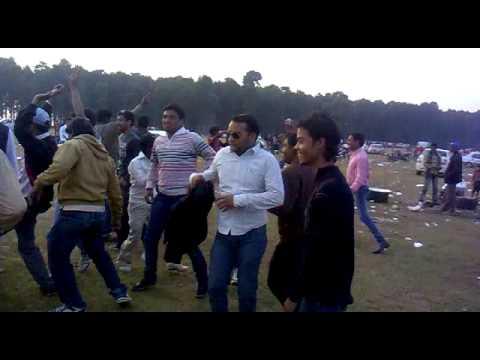 Dance at Rukka Dam in Irba,Ranchi