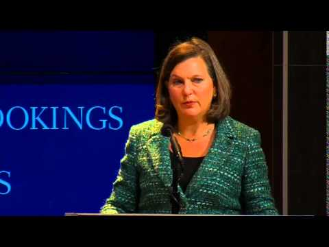 Assistant Secretary Nuland Delivers Remarks on Building on Transatlantic Resolve