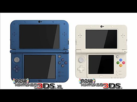New Nintendo 3DS System reveal and demonstration