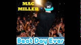 Mac Miller - Wear My Hat w/lyrics