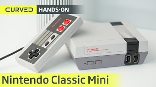 Nintendo Classic Mini im Test: Retro-Gaming pur | deutsch