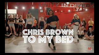 Chris Brown - To My Bed | Hamilton Evans Choreography