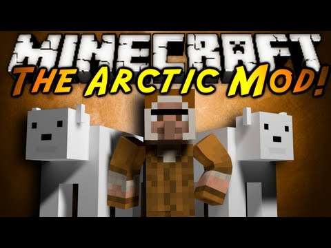 Minecraft Mod Showcase : ARCTIC!