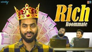 Rich Roommate || Wirally Originals || Tamada Media