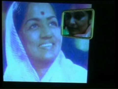 Lata Mangeshkar's Interview By Kala Ankur's Vice President Nisha Jalori