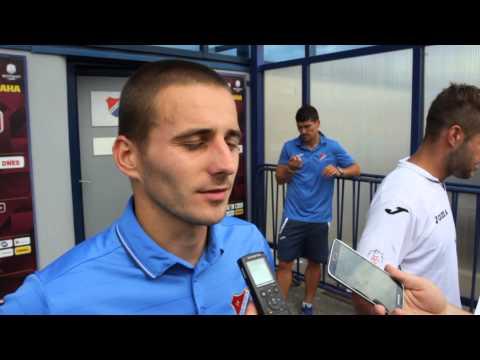 Karol Mondek hodnotí zápas na Spartě