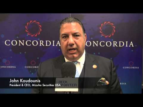 Talking Public-Private Partnerships at Concordia Summit 2014