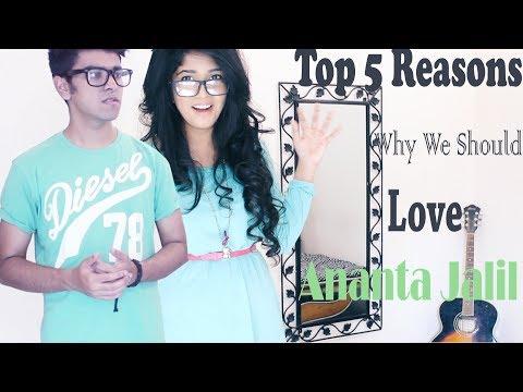 Top 5 ReasonsWhy We Should Love Ananta Jalil