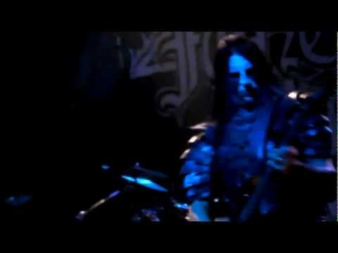 Dark Funeral - The Birth Of The Vampiir live in Athens 2012