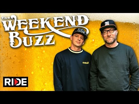 Josh Kalis & Mike Blabac: Drunk Photography & Opinions! Weekend Buzz Season 3, ep. 120 pt. 1