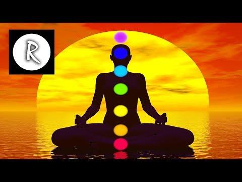 8 Hours Om Mani Padme Hum - Meditation For The 7 Chakras #22
