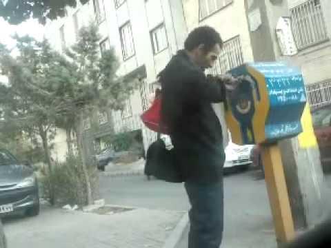 مکانیسم قفل صندوق صدقات بهترین سایت آموزشی ایران www.mohsen20.ir