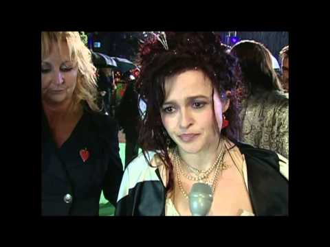 Alice In Wonderland: Royal Premiere with Helena Bonham Carter
