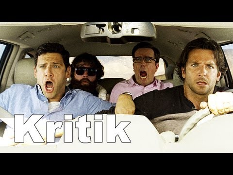 HANGOVER 3 -- Kritik inkl. Trailer Deutsch German