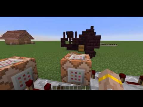 Simulating Time Travel in Minecraft 1.8 Snapshots Proof of Concept