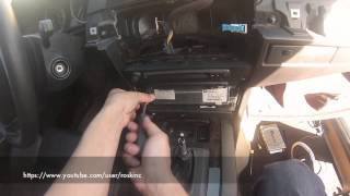 Dension smartlink how to install e60 5 series BMW part 1