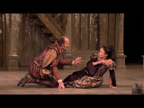 Globe On Screen - The Taming of the Shrew clip