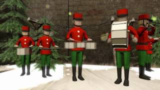 BALACLAVA!!  Ho Ho Holiday Band - 2014