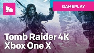 Xbox One X: Rise Of The Tomb Raider Graphics Comparison (4K)