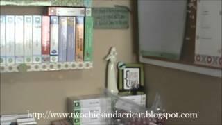 Stampin' Up Cardstock Storage