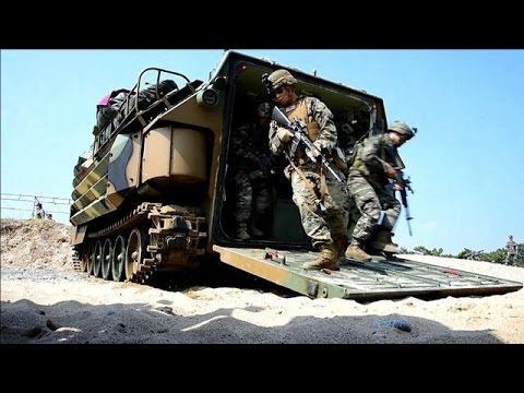 US, S. Korea marines stage major landing drill