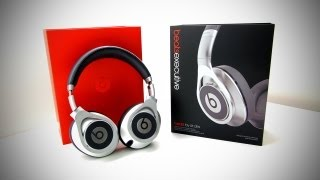 Beats Executive Unboxing & Review (Beats Over-Ear Executive Headphones - Silver)