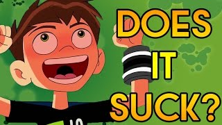 DOES THE NEW BEN 10 SUCK? [First Impressions Review]