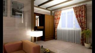 Cottage real estate 3d animation 2007
