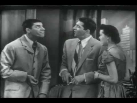 Dean Martin and Jerry Lewis Colgate Comedy Hour episode 3 part 1