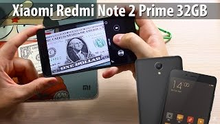 Xiaomi Redmi Note 2 Prime 32GB Чем он Лучше?