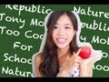 【首爾敗家片】第5回:Too Cool For School!!!Tony Moly, Nature Repu...