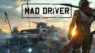 Mad Driver - Android Gameplay (PvP Battles!)