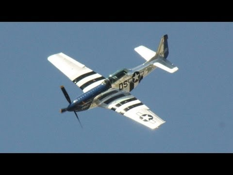 WORLDS GREATEST P-51 Mustang video!