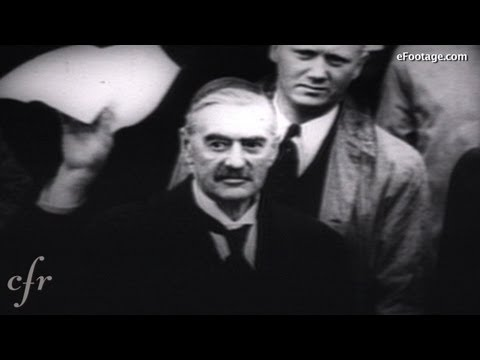 The Munich Agreement | History Lessons