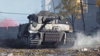"Battlefield 5 German War Story ""The Last Tiger"" Gameplay Walkthrough"