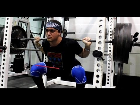 SQUAT TRAINING (Leg Workout) 06.05.14 Image 1